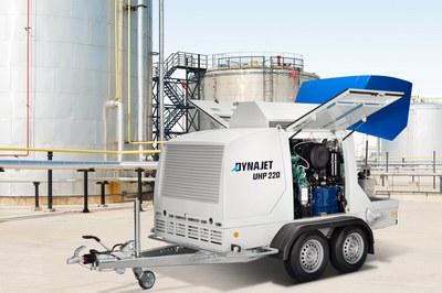 Großraumbehälter ökologisch reinigen & für die Sanierung vorbereiten