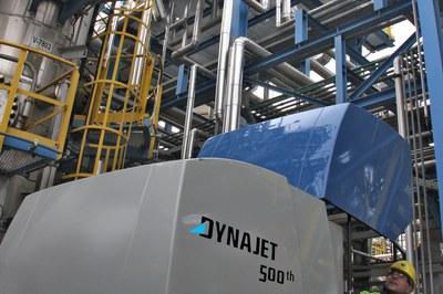 Industrielle Flächen, Anlagen & Maschinen mit Hochdruck reinigen