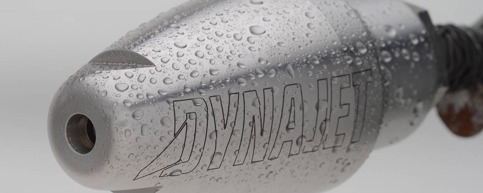 Je nach Anwendung und Druck wählen Sie aus dem umfassenden DYNAJET Zubehör die passende Düsenart und Düse