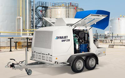 DYNAJET für Industrie & Industrie-Service