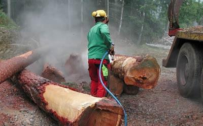 DYNAJET für die Land- & Holzwirtschaft