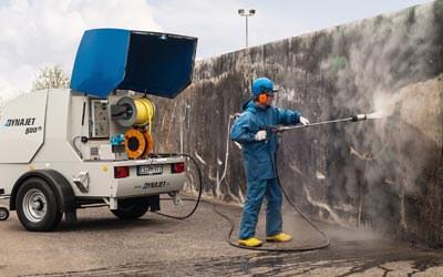 DYNAJET für Sanierung & Handwerk