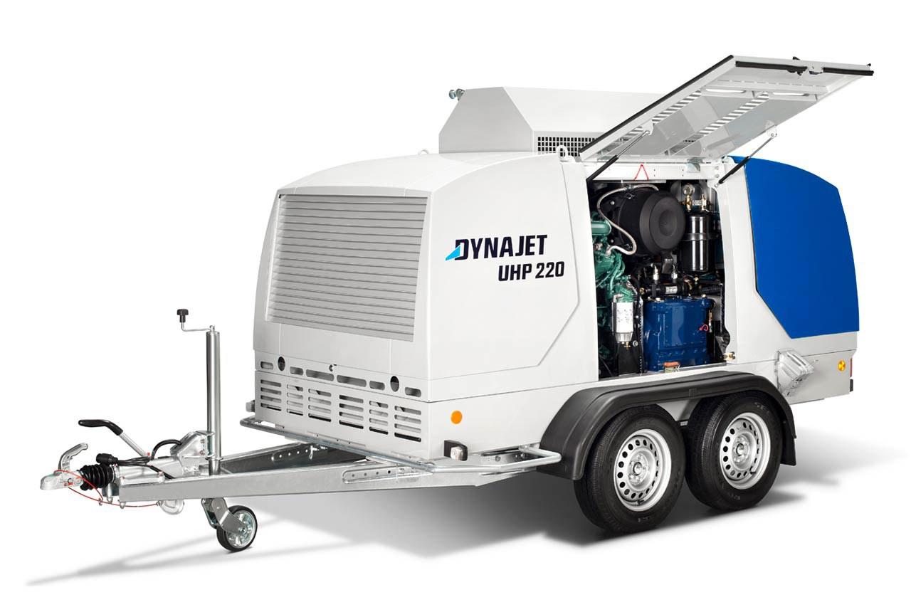 Die neue Referenzklasse ist da: DYNAJET UHP 220