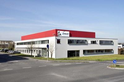 DYNAJET bezieht neuen Firmenhauptsitz in Nürtingen