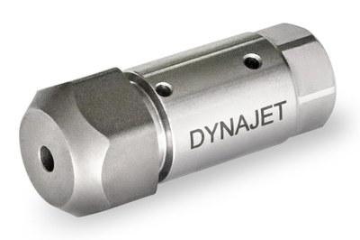 Mehr Schutz im Höchstdruckbereich: Neuer DYNAJET Düsenträger