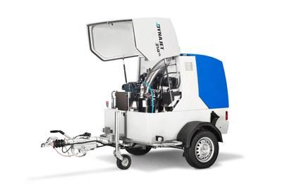 Automatische Abschaltung des Hochdruckreinigers bei Wassermangel