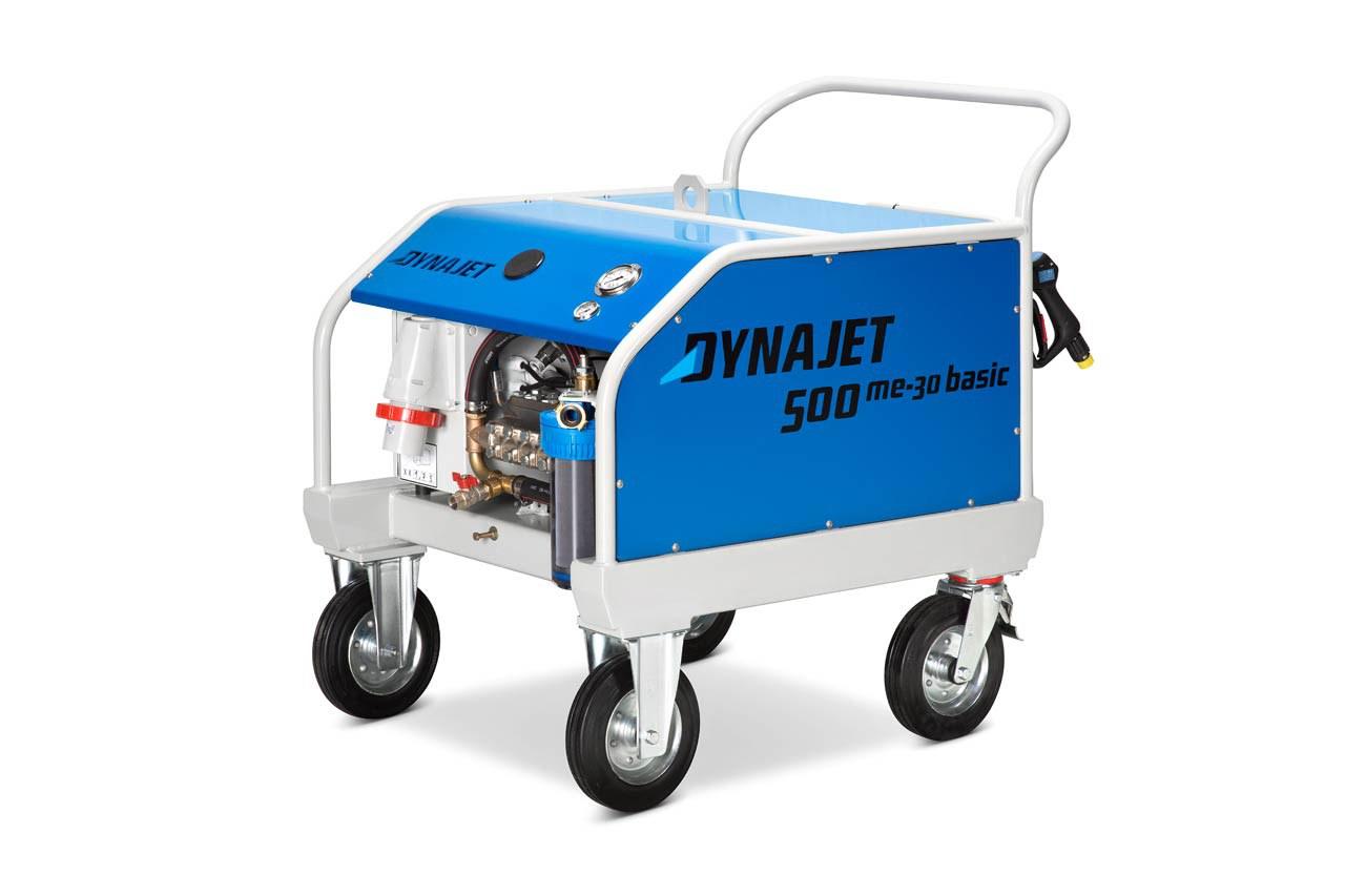 DYNAJET 500me/30 basic HELI 400V/50Hz
