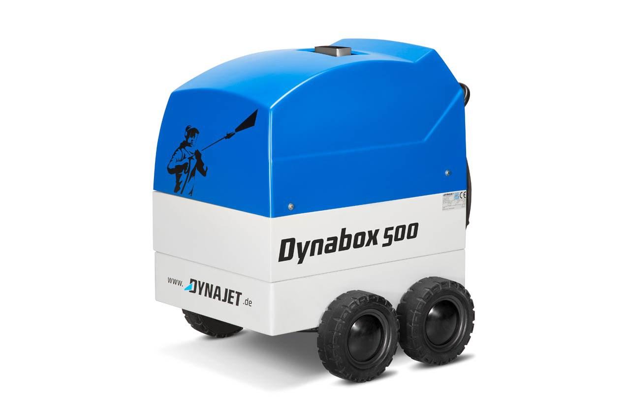 DYNABOX 500 - 12V DC