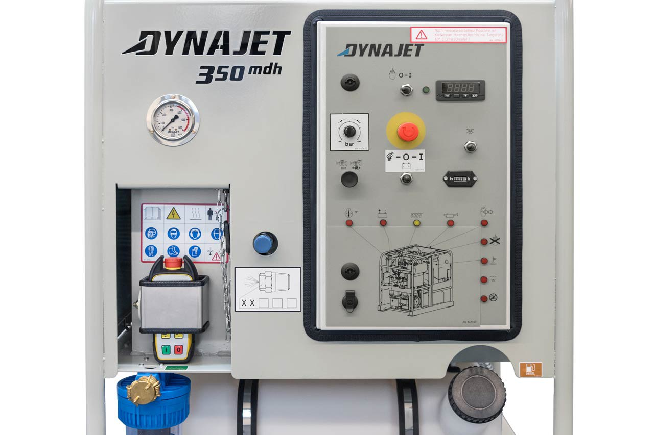 DYNAJET 350mdh Expert HELI ATC RC