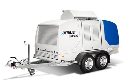 DYNAJET UHP 220s 2800bar 27 L/min Tier4f