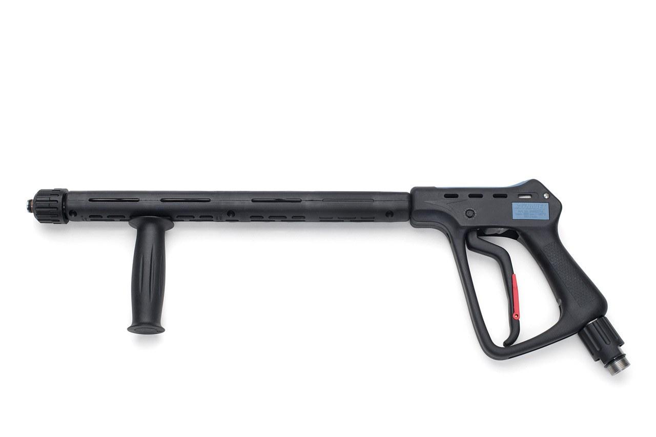 Hochdruckpistole 600bar M24x1,5 mit Drehgelenk
