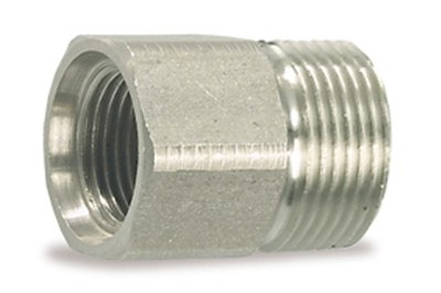 "Gegennippel M22x1,5AG-3/8"" IG 500bar"