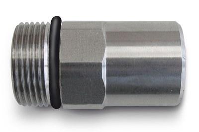 "Gegennippel M22x1,5AG-1/4"" IG 500bar"