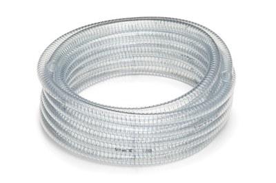 PVC-Schlauch LW=19 mm 12 m gelb/grün