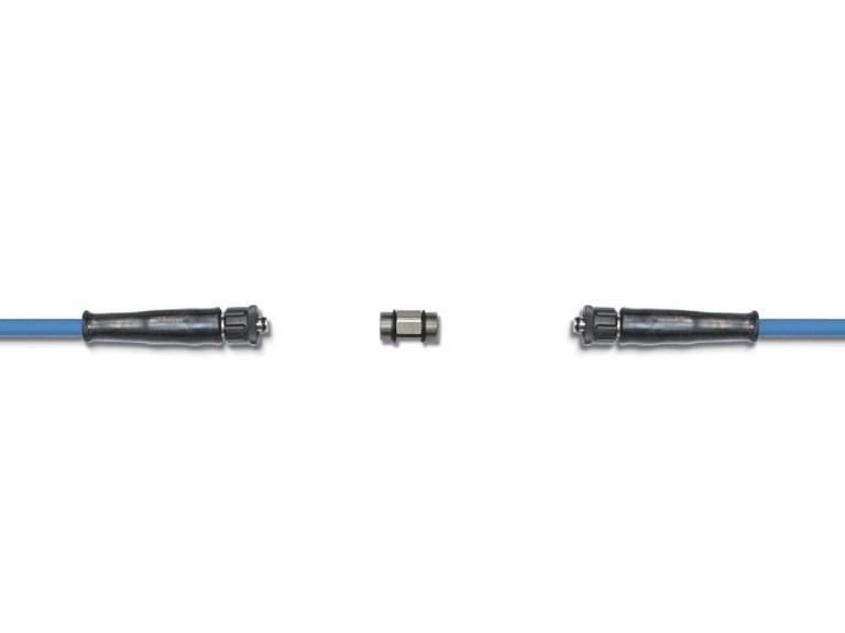 Schlauchverbinder M24x1,5AG 500bar