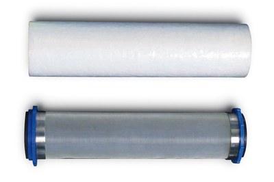 Wasserfiltereinsatz 9 3/4Z VA 80µm