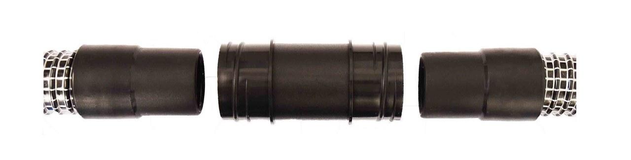 Verbindungsmuffe Spiralschlauch DN51 Kunststoff